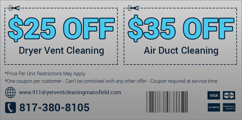 911 Dryer Vent Cleaning Mansfield Tx Affordable Lint Cleaner